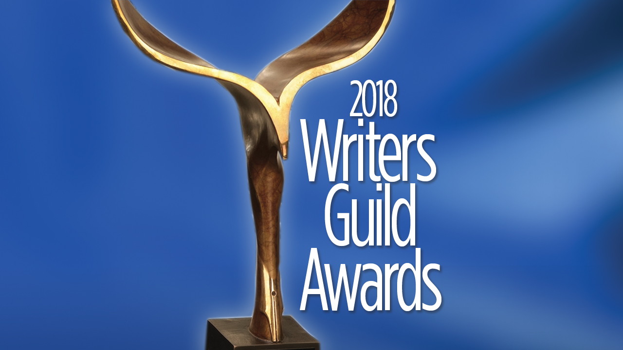 2018 Writers Guild Awards Winners Announced
