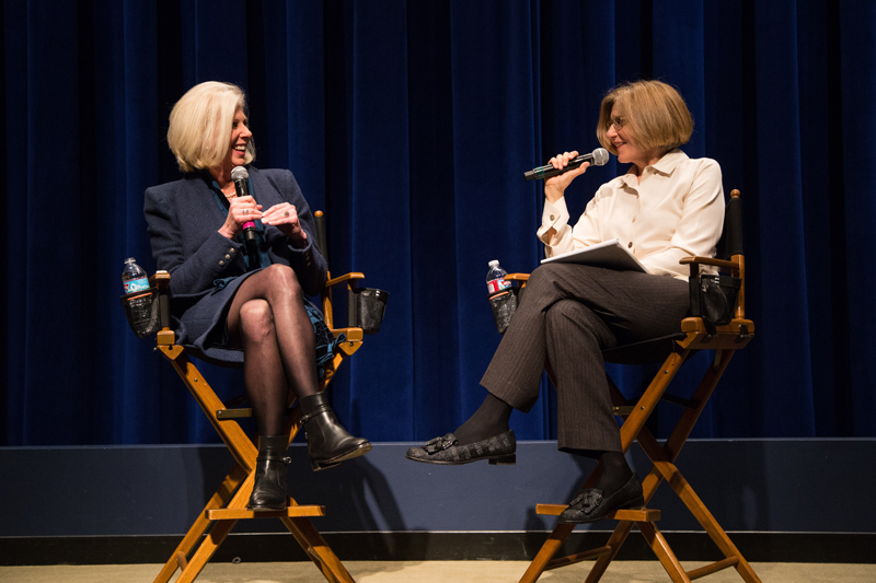 Callie Khouri speaks with Robin Swicord about the writing of her breakthrough script for <em>Thelma & Louise</em>.