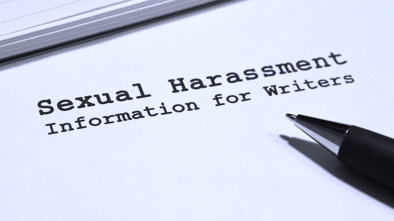This Harassment information sexual apologise, but
