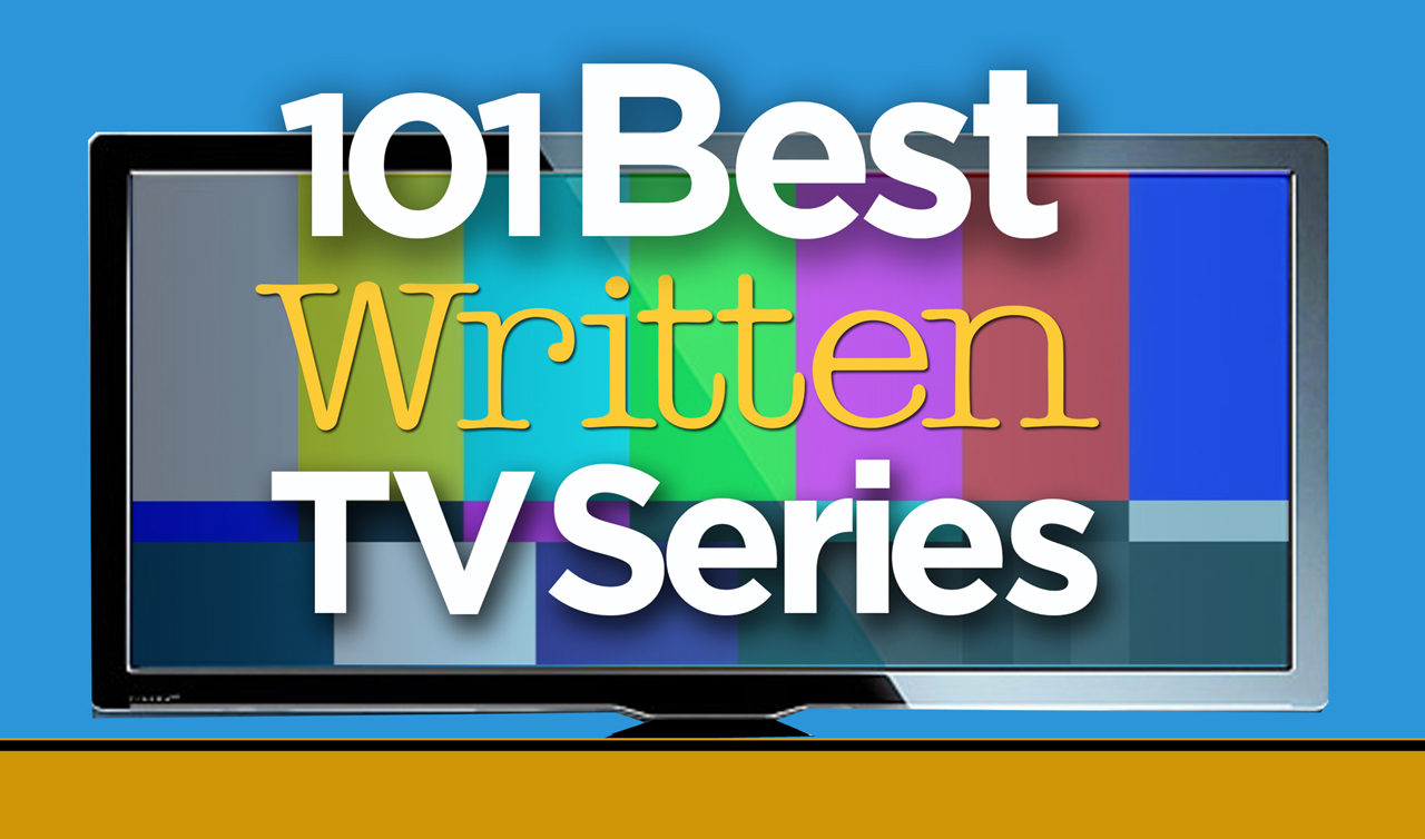 101 Best Written Tv Series