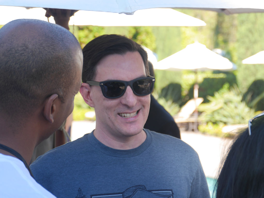 <em>Arrival</em> screenwriter and 2017 WGAW Craft Conference & Retreat speaker Eric Heisserer
