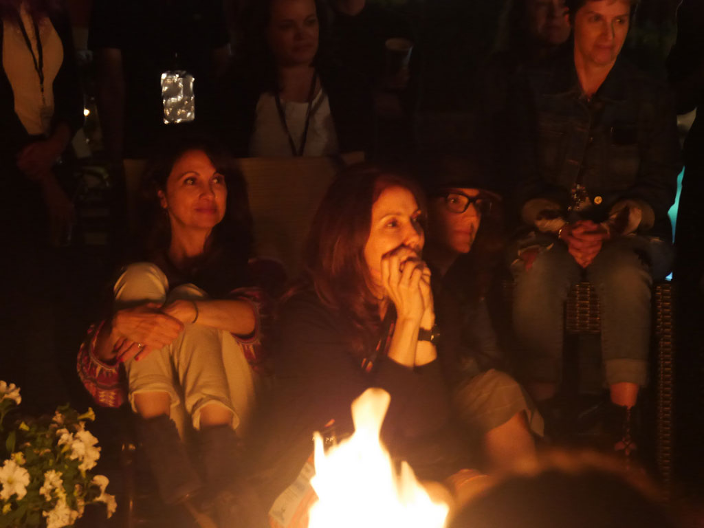 Fireside at the 2017 WGAW Craft Conference & Retreat
