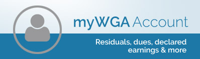 myWGA Account - Dues, declared earnings, residuals & more